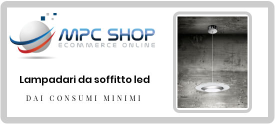 Lampadari da soffitto LED