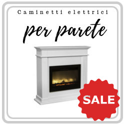 Elegant electric wall-mounted fireplaces for your