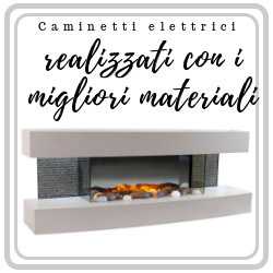 Electric fireplace made with good materials