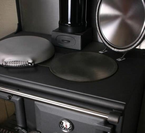 Cucina a Legna Ewb in ghisa