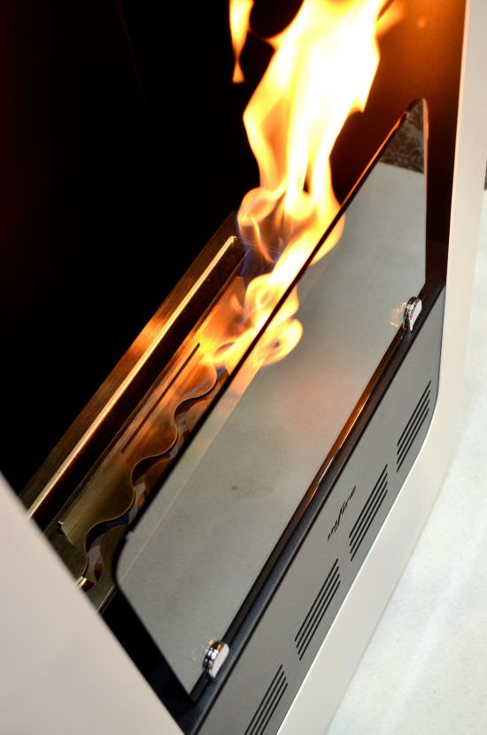 Sined Fire Stand alone biofuel fireplace White is a product on offer at the best price