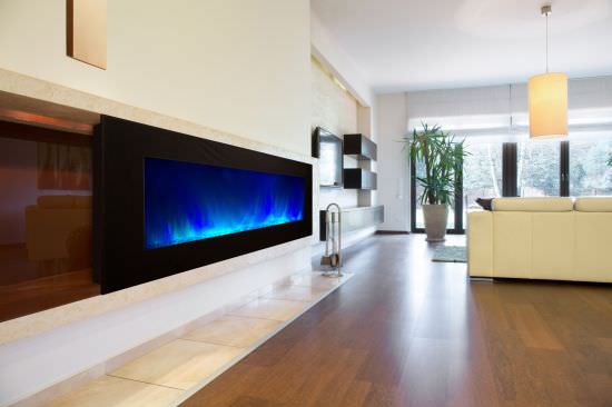 Chemin'Arte Wall Electric Fireplace Volcano 5XL is a product on offer at the best price