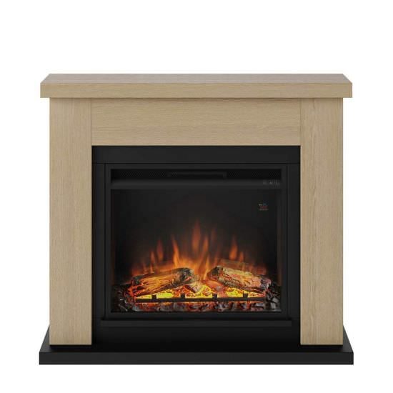 Tagu Electric Fireplace Frode Oak is a product on offer at the best price