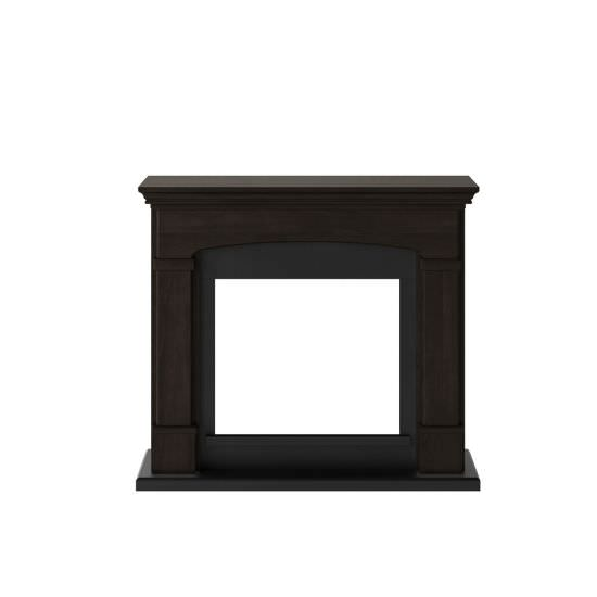 Tagu frame fireplace Wenge color Caffe model is a product on offer at the best price