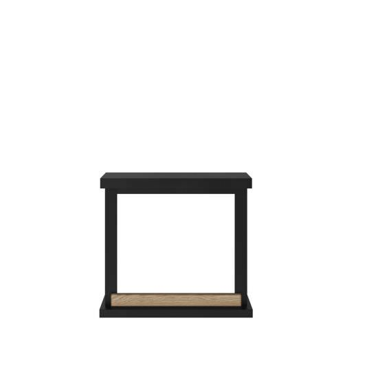 Tagu frame fireplace Black Deep model Hagen is a product on offer at the best price