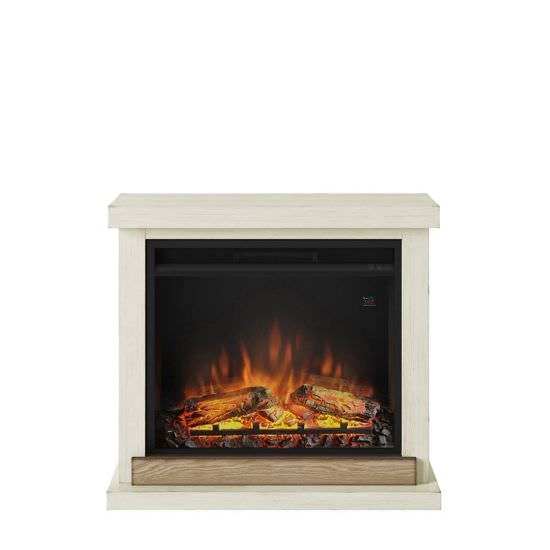 Tagu Electric fireplace complete Ivory is a product on offer at the best price