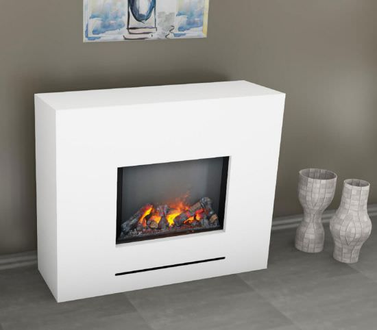 GLOW-FIRE Lessing steam heating fireplace is a product on offer at the best price