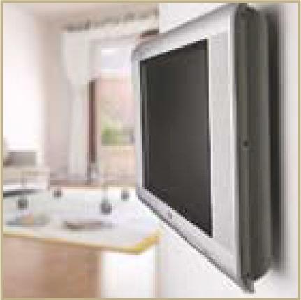 Cavo per supporto tv vesa 400x400 - Fissaggio mobili a parete ...