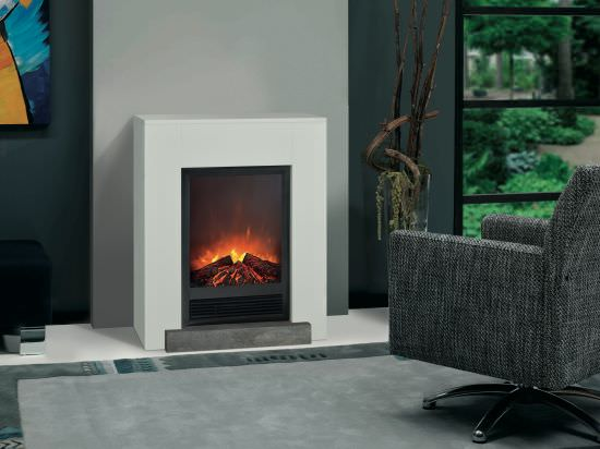 XARALYN Electric Fireplace Elski with surround is a product on offer at the best price