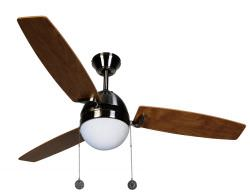 Ceiling Fan with Light and Pull Chain