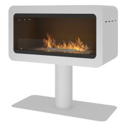 Sined Fire Freestanding Bioethanol Fireplace is a product on offer at the best price