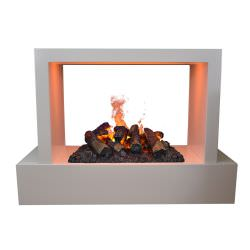 GLOW-FIRE Humboldt water steam fireplace is a product on offer at the best price