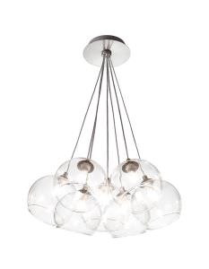 Ceiling lamp with Glass Diffuser