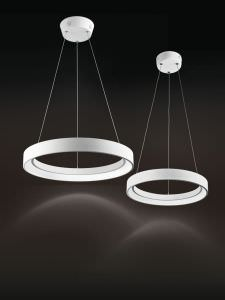Circular Hanging Lights