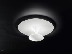 24W LED Metal Ceiling Light White
