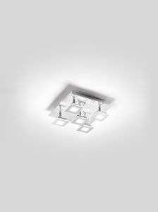 Plafoniera 5 luci Led PERENZ 6384CLLN