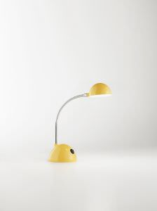 Flexible table lamp LED Yellow