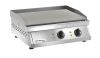 teknoline Fry top professionale 6000W liscio is a product on offer at the best price