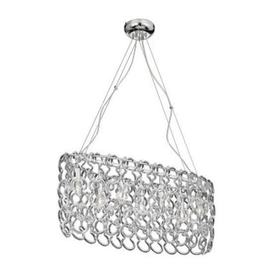 Lampada per soffitto 7 luci lampada a sospensione design - Luci sospensione design ...