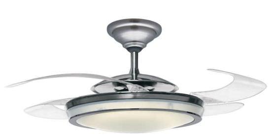 Ventilatore e luce risparmio energetico