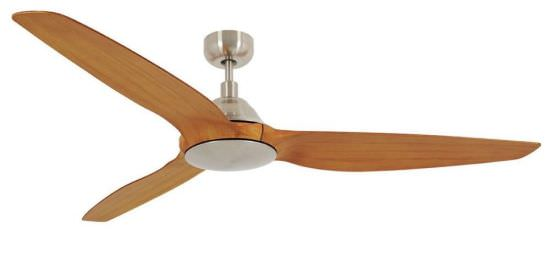 Ventilatore Teak per interno da soffitto