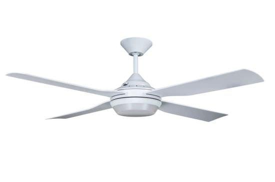Ventilatore con luce per grandi ambienti