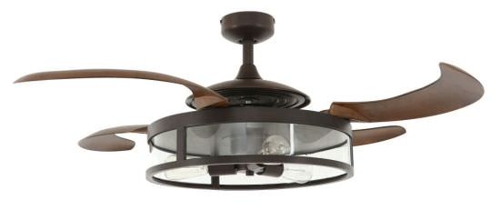 Ceiling Fan Retractable Blades Fanaway