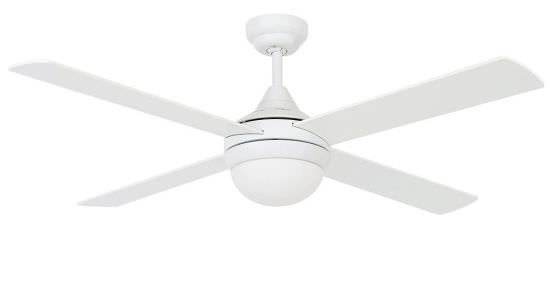 Fan with Light and Remote Control