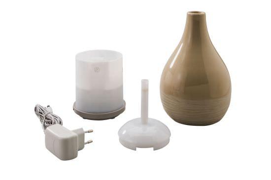Diffusore Oli Essenziali Elettrico.Diffusore Elettrico Di Aromi Di Oli Essenziali In Ceramica