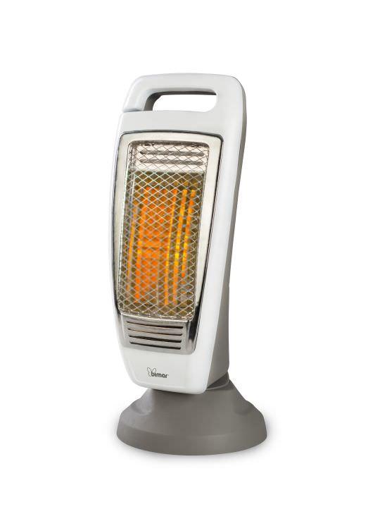 Stufa radiante infrarossi oscillante