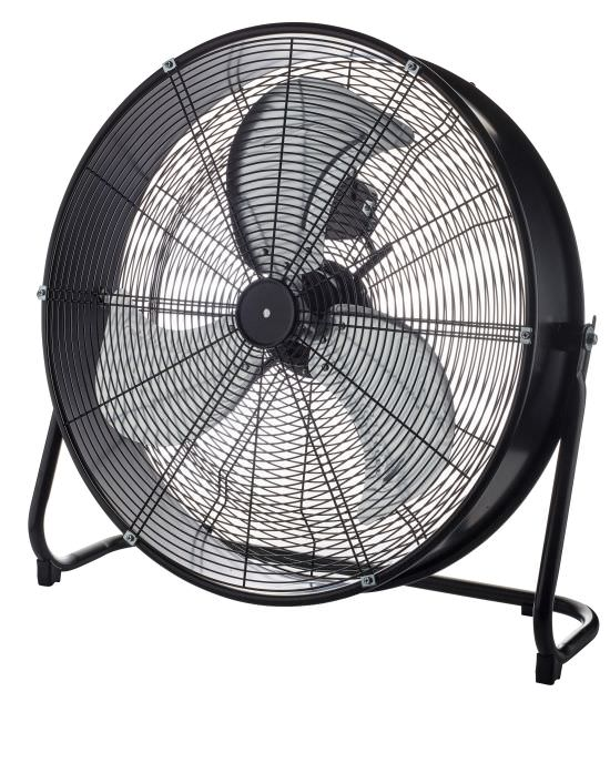 High speed industrial fan