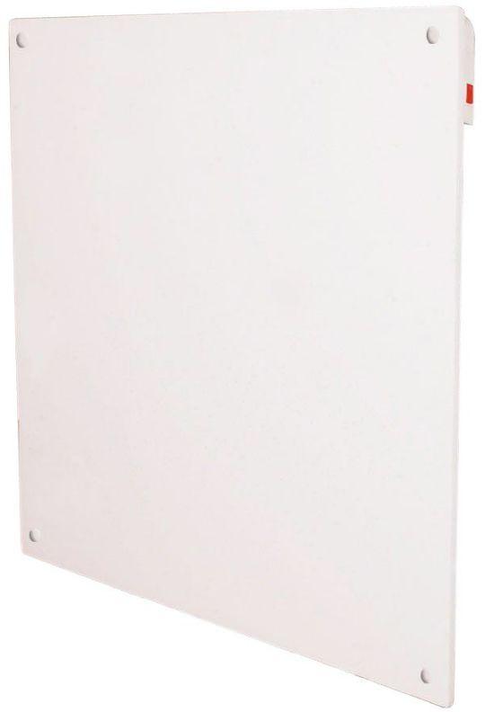 Pannello riscaldante bianco e termostato