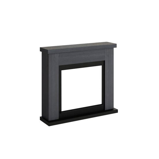 frame fireplace grey model Frode