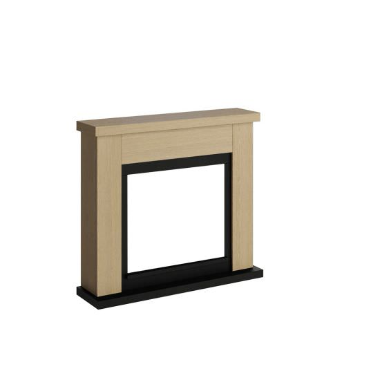 frame fireplace wood model Frode