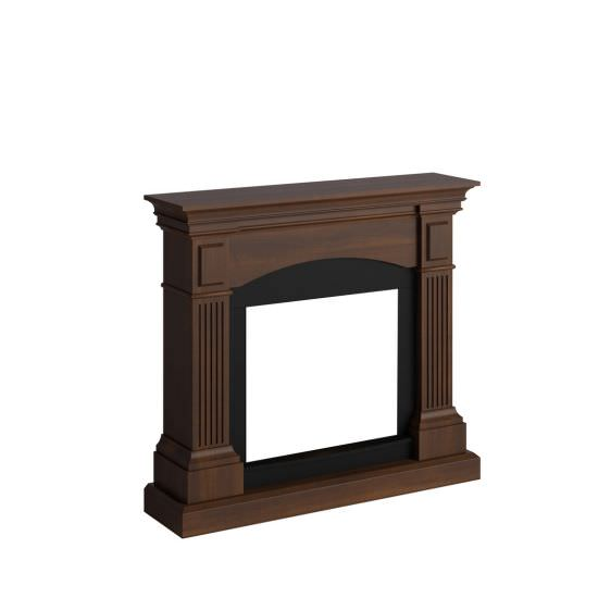 frame fireplace Wenge model Magna