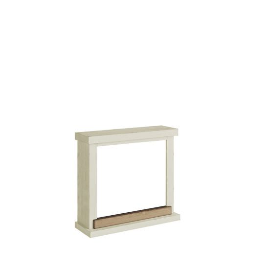 frame fireplace Ivory Ancient model Hage