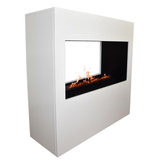 Goethe 500 water steam fireplace