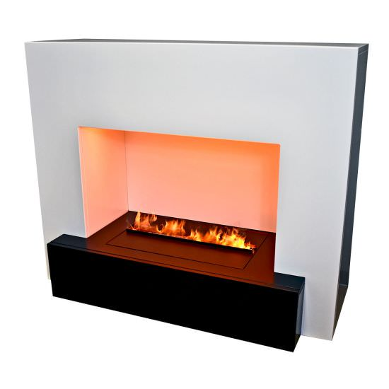 Hauptmann 500 Steam Fireplace