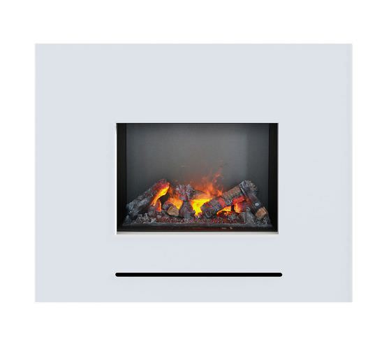 Lessing steam heating fireplace