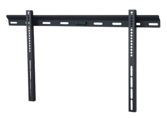 Supporto TV Slim VESA 600x400 Nero