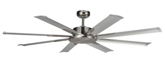 Ventilatore Mini Albatross DC Silver