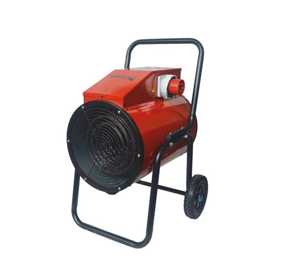 Heavy duty heater 15000W with wheels