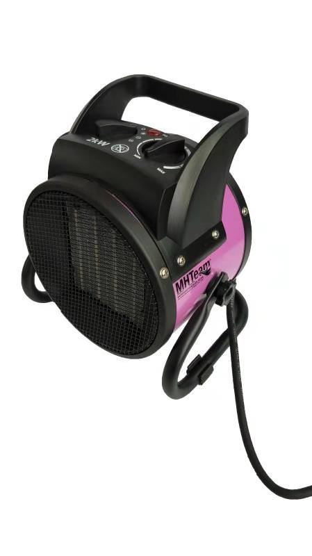Ceramic fan heater 2000W with handle Fuc