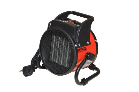 Ceramic fan heater 2000W with handle