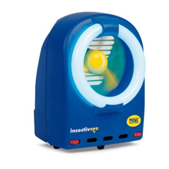 Zanzariera elettrica con 32W ventola blu