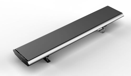 Riscaldatore infrarossi BLACKLIGHT 2400W