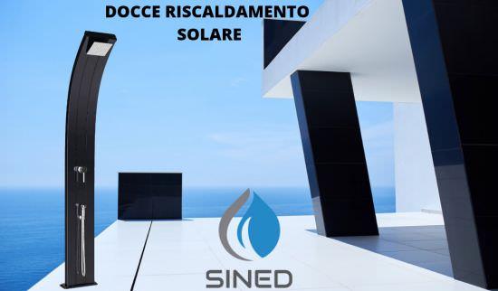 Doccia solare Basic MPC