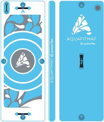 Aquafitmat Schwimmende Tapis Aquafitmat Damarrage