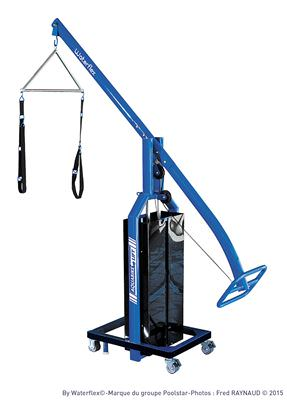 Waterflex Aquabike Lift