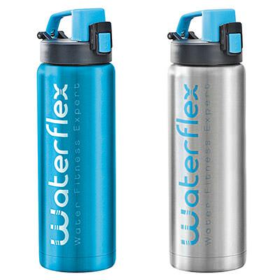 Gourde isotherme Waterflex 06L Bleu